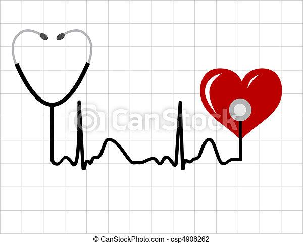 elvont, orvosi, háttér - csp4908262