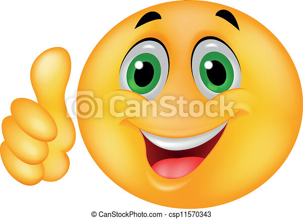 emoticon, boldog, smiley arc - csp11570343