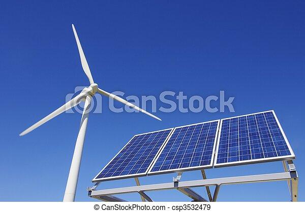 energia, megújítható - csp3532479