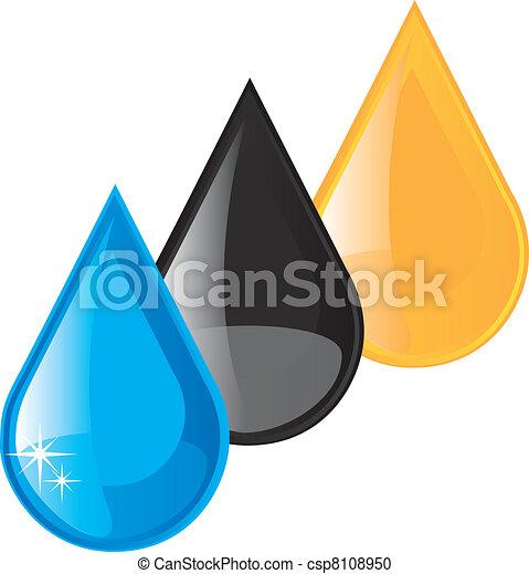 esőcseppek - csp8108950