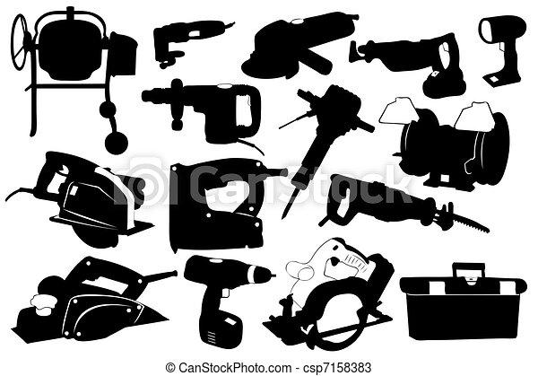 eszközök, elektromos - csp7158383