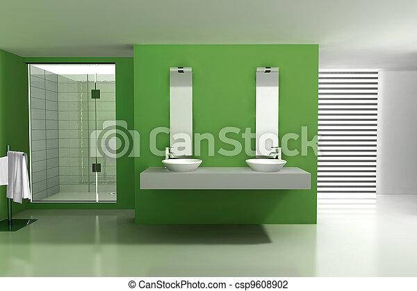 fürdőszoba - csp9608902