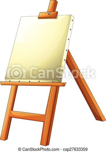 festőállvány - csp27633359