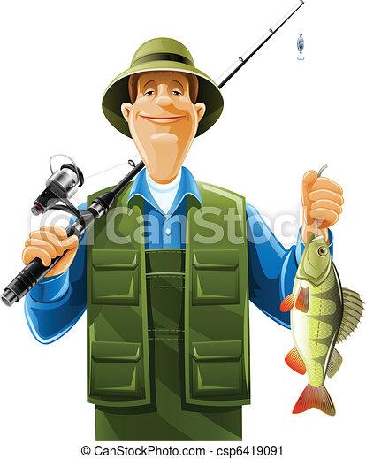 fish, halász - csp6419091