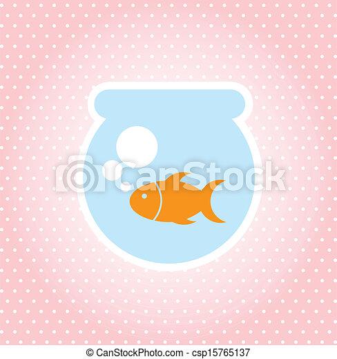 fish, tervezés - csp15765137