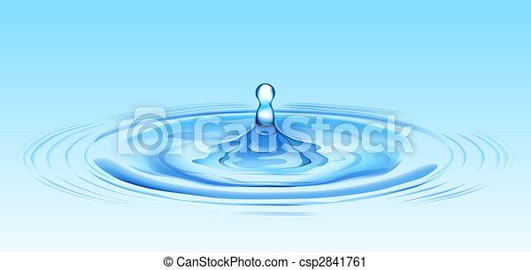 fodroz, víz - csp2841761