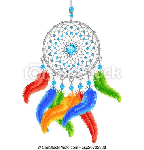 fogójátékos, álmodik, színes - csp20702388