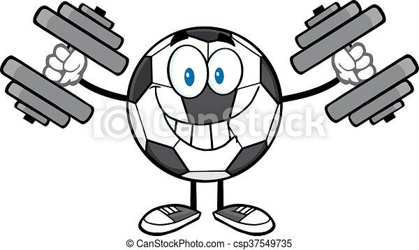 futball, félcédulások, labda - csp37549735