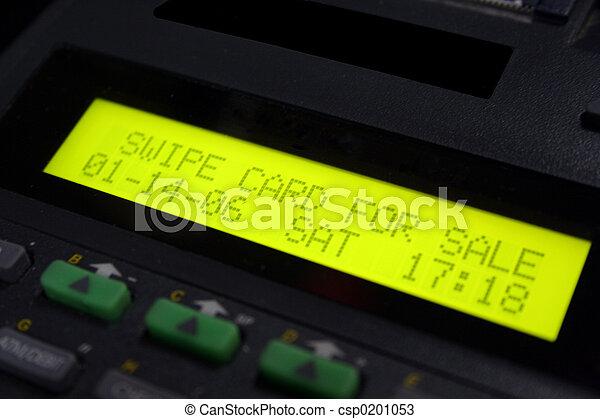 gép, hitelkártya - csp0201053