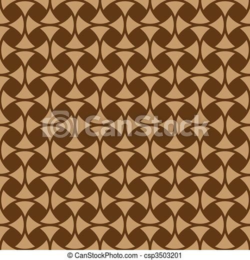 geometriai, díszítés, seamless - csp3503201