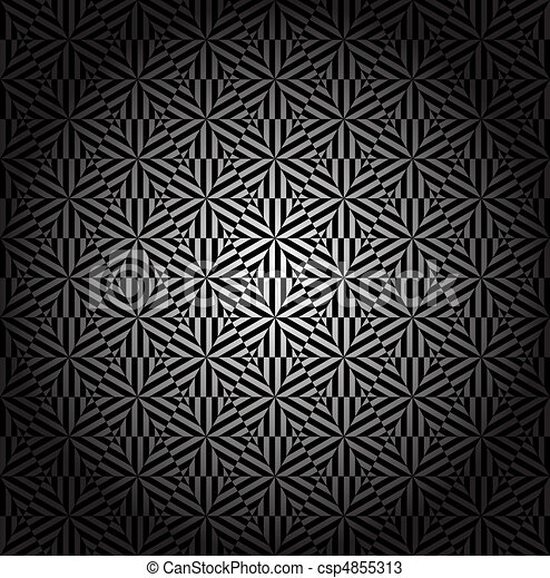 geometriai, ornament. - csp4855313
