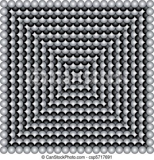 geometriai, vektor, illusions - csp5717691