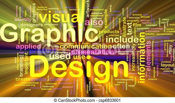 grafikus, izzó, fogalom, tervezés, háttér - csp6833601