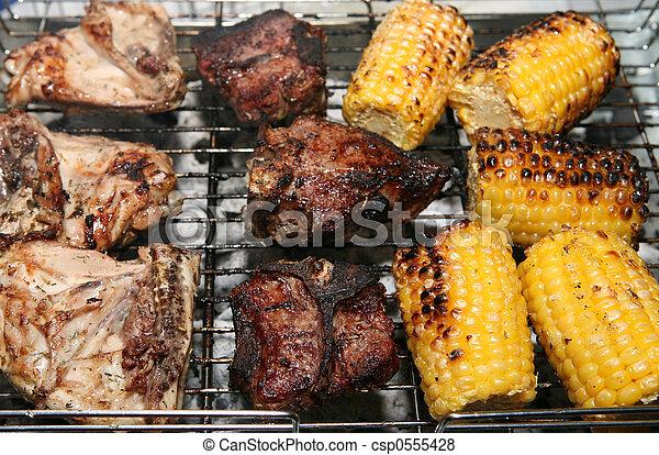 grillsütő grillsütő - csp0555428