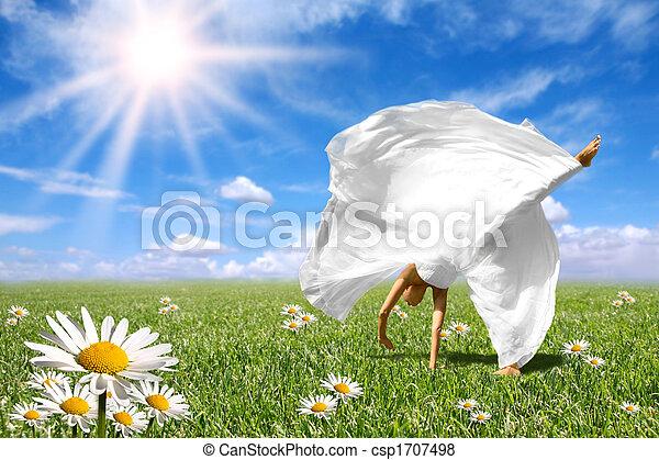 gyönyörű, mező, kaszáló, eredet - csp1707498