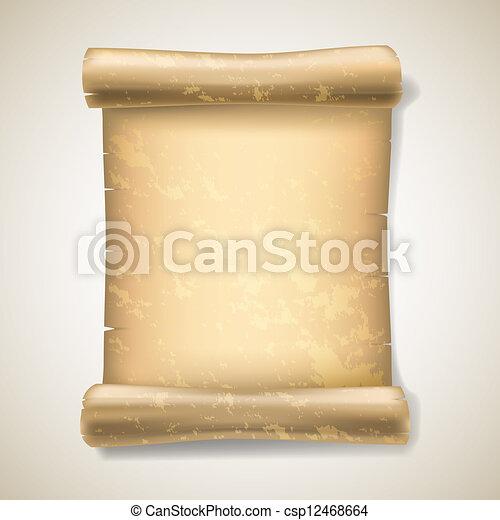 gyakorlatias, ősi, cikornyázik - csp12468664