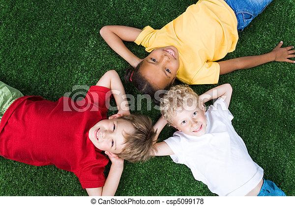 gyerekek, csoport - csp5099178