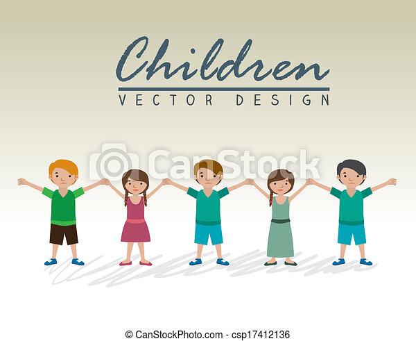 gyerekek - csp17412136
