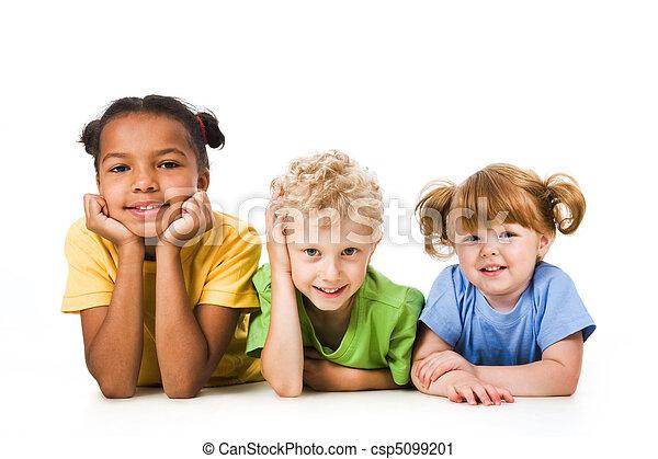 gyerekek, evez - csp5099201