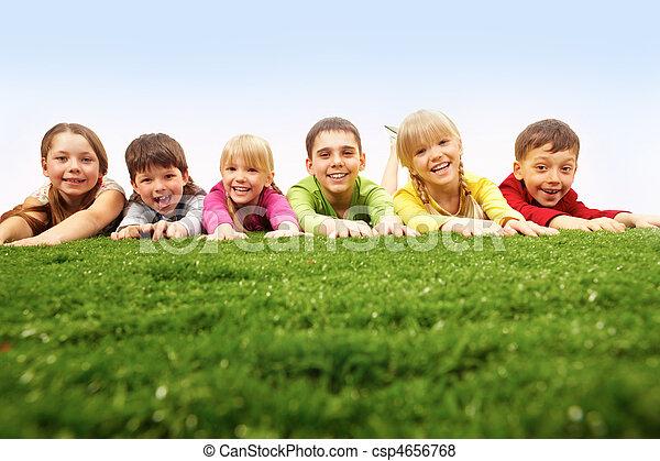gyerekek - csp4656768