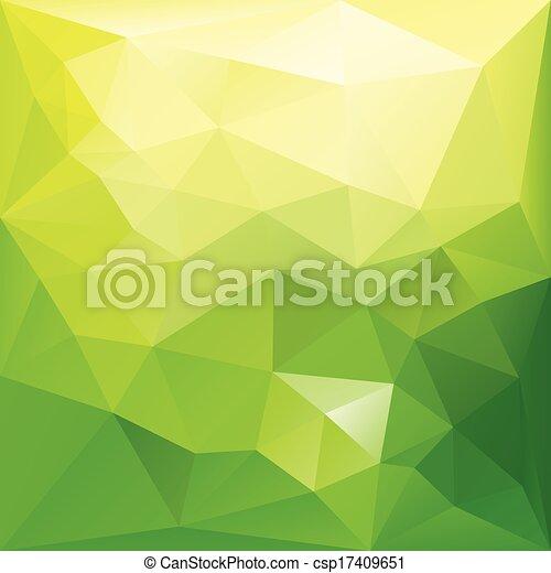 háttér., geometriai, elvont - csp17409651