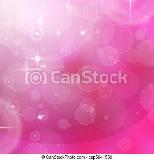 háttér, rózsaszínű, elvont - csp5941550