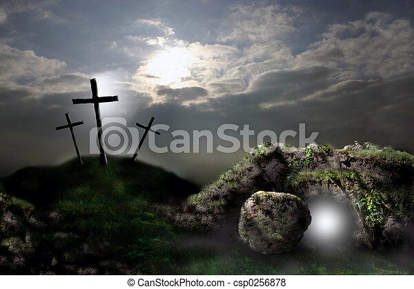 húsvét, 3 - csp0256878