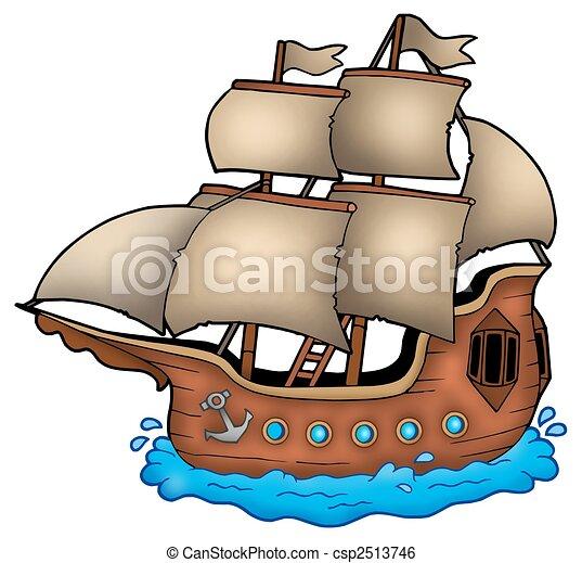 hajó, öreg - csp2513746