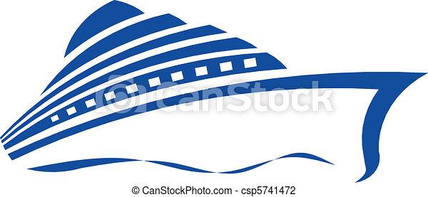 hajó cruise - csp5741472