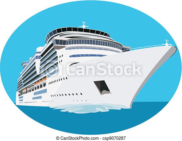 hajó cruise - csp9070287
