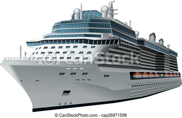 hajó cruise - csp26971598