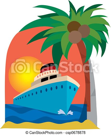hajó cruise - csp0678878
