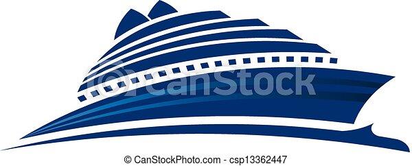 hajó, gyorsaság - csp13362447
