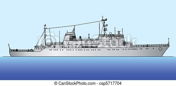 hajó, skorpió - csp5717704