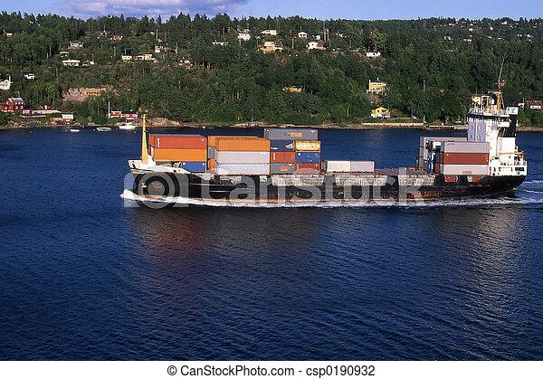 hajó - csp0190932