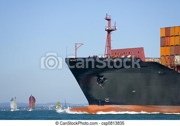 hajó tároló - csp0813835