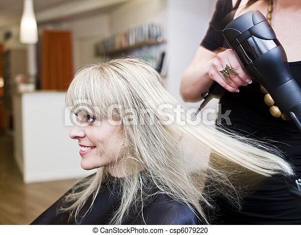 haj, helyzet, fogadószoba - csp6079220