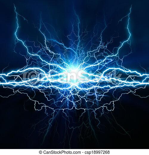 hatás, háttér, elvont, -e, techno, világítás, tervezés, elektromos - csp18997268