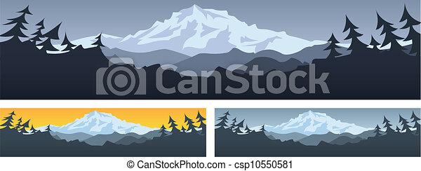 hegy, színhely - csp10550581