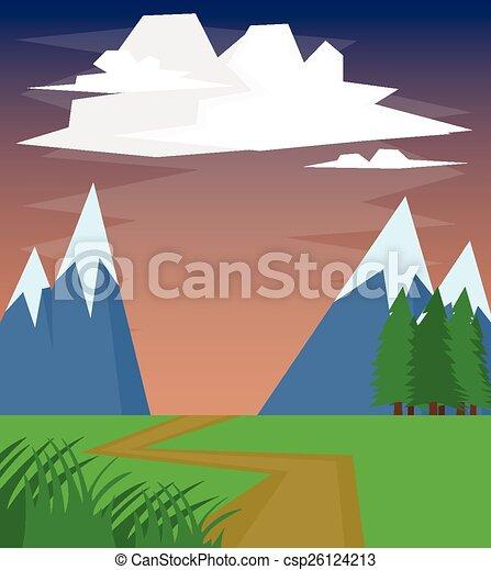 hegy - csp26124213