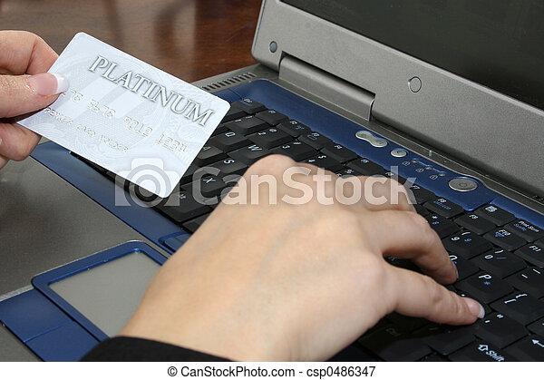 hitelkártya - csp0486347