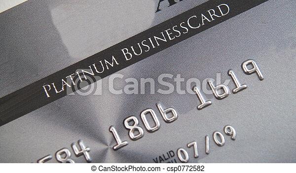 hitelkártya, platina - csp0772582