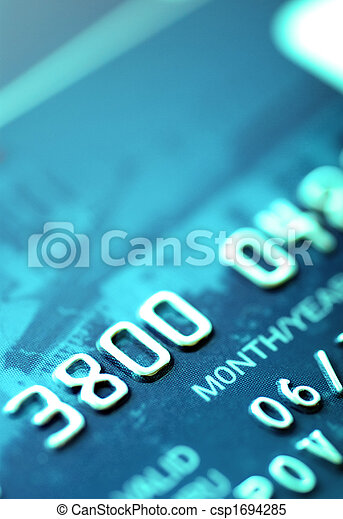 hitelkártya - csp1694285