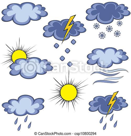 időjárás, falfirkálás, állhatatos, ico, karikatúra - csp10800294