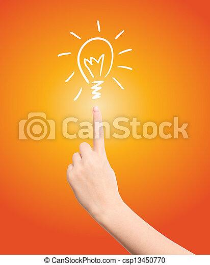 idea., égő - csp13450770