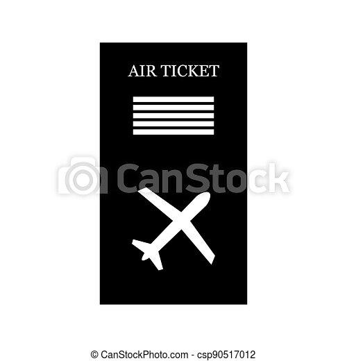 ikon, háttér, cédula, elszigetelt, fehér, levegő - csp90517012
