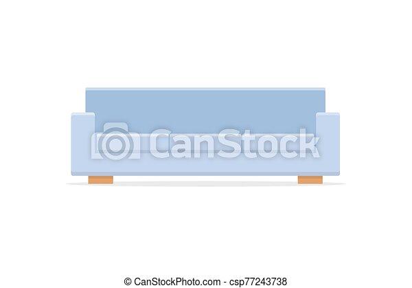 ikon, pamlag, mód, árnyék, lakás - csp77243738