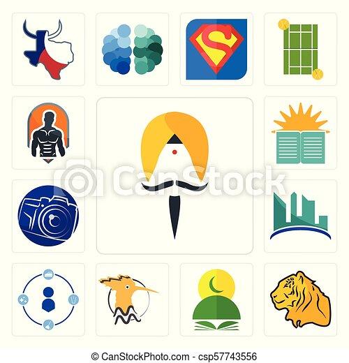 indiai felekezet, állhatatos, ikonok, fotográfia, izbogis, quran, contruction, rendes, vasárnap, fényképezőgép, búbos banka, állóképesség, tiger - csp57743556