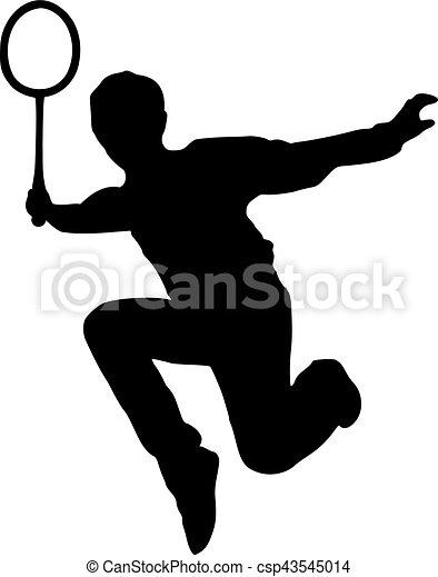 játékos, tollaslabda - csp43545014