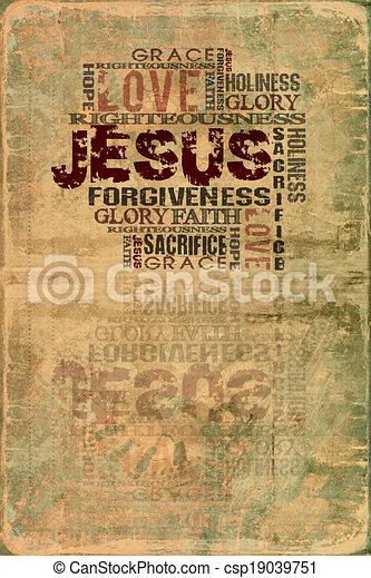 jézus - csp19039751